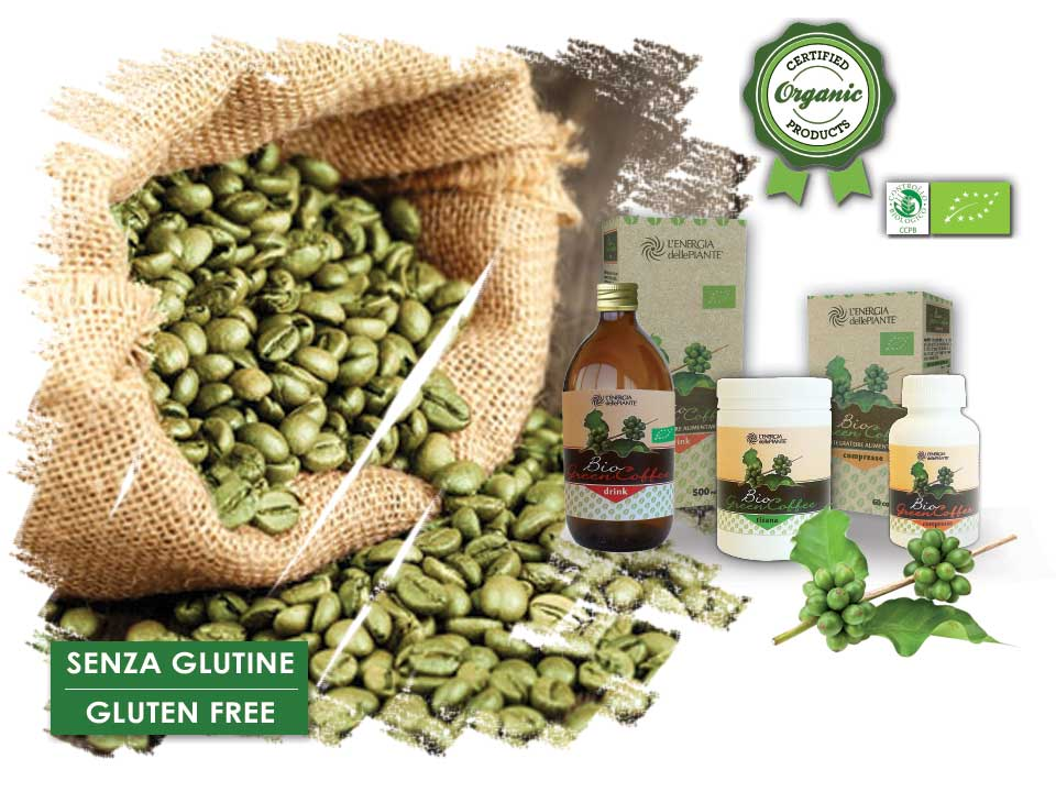 Linea Bio Green Coffee